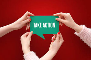 make sure you have a clear call to action on your website